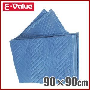 E-Value 養生クッションマット SCM-99BL 90×90cm [養生シート 養生カバー 養生テープ 敷物 レジャーシート]|ssnet