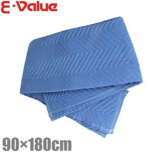 E-Value 養生クッションマット SCM-918BL 90×180cm [養生シート 養生カバー 養生テープ 敷物 レジャーシート]|ssnet