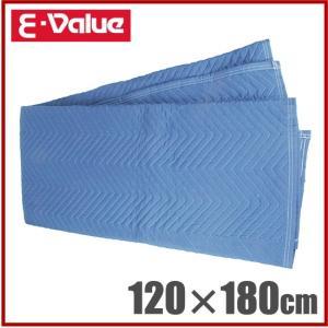 E-Value 養生クッションマット SCM-1218BL 120×180cm [養生シート 養生カバー 養生テープ 敷物 レジャーシート]|ssnet