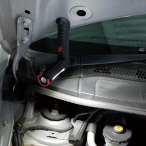 SK11 充電式LEDチューブライト SLW-31MTB-LRB 角度調整機能/マグネット付  作業灯 LEDライト ハンドライト 簡易 屋外 照明 LEDランタン キャンプ用品|ssnet|03