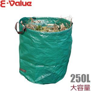 E-Value ガーデンバケツ 丸大 EGB-13 [現場用ゴミ箱 簡易 屋外 ゴミ箱 分別 収集袋 園芸用品 落ち葉 掃除 道具 グッズ]|ssnet