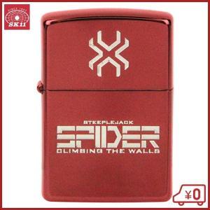 SK11 Zippoライター SPD-Zippo-RED レッド|ssnet