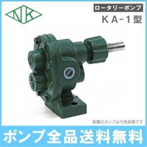 ギヤーポンプ ギアポンプ 亀嶋鉄工所 鋳鉄製ギヤーロータリーポンプ KA-1 口径:3/8 (10A)|ssnet
