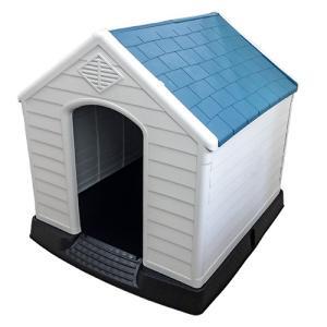 ドッグハウス 犬小屋 大型犬 中型犬 MT-105[プラスチック製 ペットハウス 屋外 室内 日よけ おしゃれ かわいい] ssnet 02