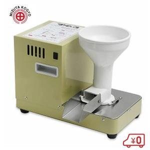 水田 電動みそすり機 みそいち  味噌擂り機 味噌すり機 味噌作り 味噌すり器|ssnet