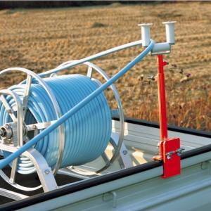 ハラックス ホース支持金具 アオリラーク BT-40S 軽トラ 荷台 耐圧ホース 散水ホース ホースリール 園芸ホース 農業用ホース|ssnet