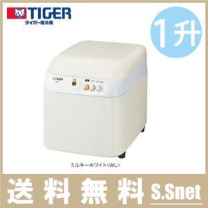 タイガー 餅つき機 1升用 SMJ-B180(WL) 小型 ...
