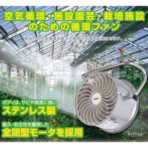 スイデン 循環扇 農業用空気循環機 SHC-35C-1 100V [農業資材 ビニールハウス ビニール温室 防虫ネット 農業機械]|ssnet