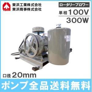 東浜 ロータリーブロワー FD-250S 単相100V トウヒン ブロアー 浄化槽 ブロワー エアーポンプ ポンプ 排水処理槽 エアポンプ|ssnet