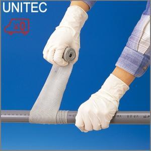 ユニテック 補修テープ レクター・ハイテープRH-5 幅100mm×長さ4500mm パイプ 配管 漏れ 破損 防水 修理 テープ|ssnet