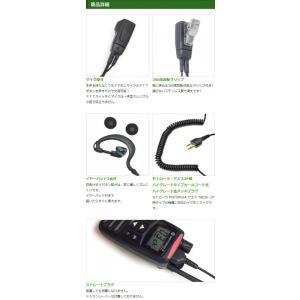 モトローラ ヤエス イヤホンマイク 2ピン用 インカムマイク 耳掛け式 HGタイプカールコード JSPRN0001 MS-50 MS-80互換 EV2MHG|sso-jpstore|03