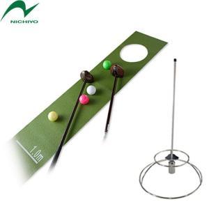 グラウンドゴルフ ホールインワン自宅練習マット&ホールポストセット限定品  グラウンドゴルフに最適 グラウンドゴルフ 用品 sso-jpstore