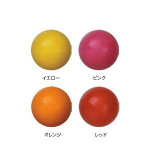 マレットゴルフ ランファス RUNFASS スモール単色ボール M-30 マレットゴルフ 用品|sso-jpstore