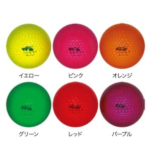 マレットゴルフ ランファス RUNFASS スモールデュアルティンプルボール M-45 マレットゴルフ 用品
