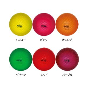マレットゴルフ ランファス RUNFASS デュアルティンプルボール M-47 マレットゴルフ 用品