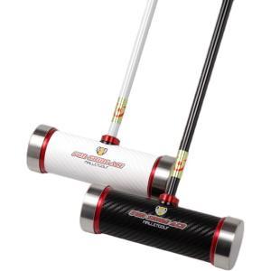 マレットゴルフ スティック サンシャイン パワーヘッドクラブ  マレットゴルフ用品 MS-GS01 マレットゴルフクラブ