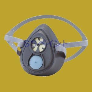 3M 防毒マスク 3000シリーズ 3100・3200  S/M・M/L (吸収缶別売)|sspaint