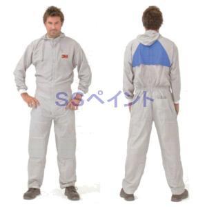 3M 50425 リューザブル塗装用防護服 XL|sspaint