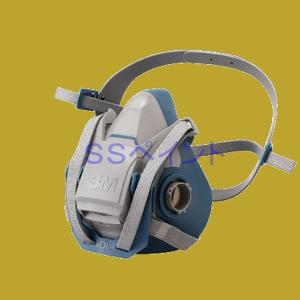 (数量限定)3M 防毒・防じんマスク 6500QL サイズ:L (防じん兼用:区分2)(吸収缶別売)|sspaint
