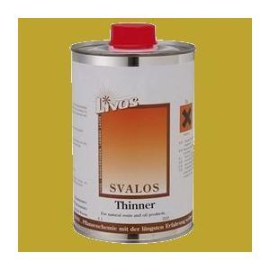 【西濃便】リボス自然塗料 スバロス うすめ液・用具洗浄液 1L|sspaint