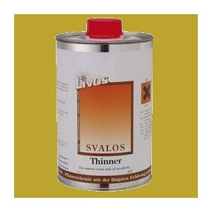 【西濃便】リボス自然塗料 スバロス うすめ液・用具洗浄液 5L|sspaint