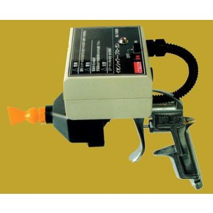 ビックツール 静電気除去ガン イオンシャワーブローガン IS-1000 充電式