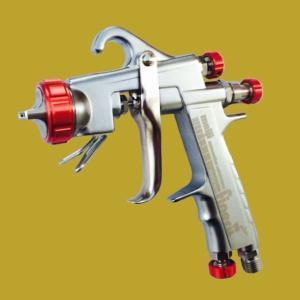 明治(meiji)スプレーガン FINER2 PLUS-G14 重力式 ノズル口径:1.4mm|sspaint