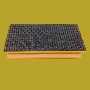 バフクリーナー(ウールバフ用) サイズ60×130mm 1個|sspaint