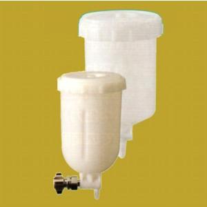 O-Light 樹脂CUP  フリーアングル 塗料カップ 重力式 400cc|sspaint