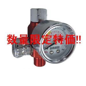 DEVILBISS デビルビス スプレーガン・エアー機器用 手元圧力計(エアーバルブ) HAV-503-B sspaint