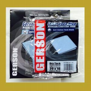 ガーソン(GERSON) タッククロス #2000ソフト 青 ソフトタイプ 12枚入/箱