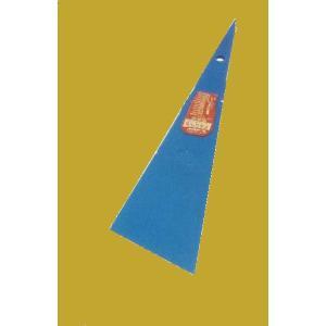 デルリヘラ(鈑金用パテべラ)66  幅66mm  全高220mm|sspaint