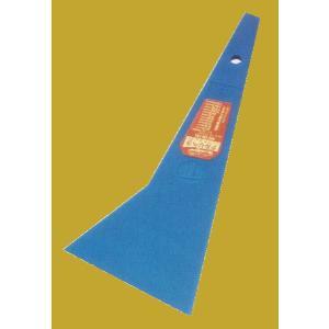 デルリヘラ(鈑金用パテべラ)75  幅75mm  全高195mm|sspaint