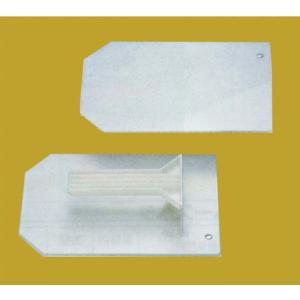 プラスチック盛板(パテ板) ハンド型 小 サイズ:150mm×260mm|sspaint