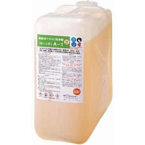プラザ・オブ・レガシー 超強力業務用特殊洗浄剤 コンクリート汚れ・油汚れ洗浄剤 A-1 20L(一斗缶サイズ)|sspaint