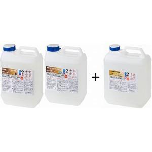 プラザ・オブ・レガシー 超強力業務用特殊洗浄剤 白木の(シミ抜き、アク、手垢等)洗浄剤 A-3+S-4 6Lセット|sspaint