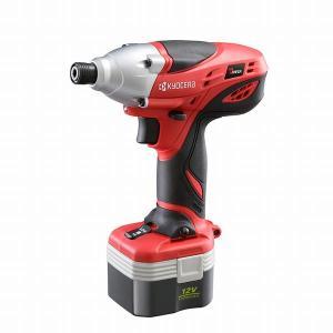 リョービ RYOBI BID-1260 充電式インパクトドライバ 電動ツール|sspaint