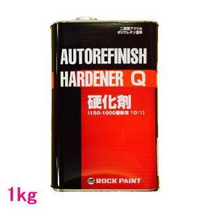 自動車塗料 ロックペイント 150-1120 マルチトップクリヤーQ硬化剤(標準型) 1kg sspaint