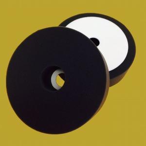 スポンジバフ(ウレタンバフ)ブラック B-185-5 サイズ径185×45×厚50mm 1枚入/袋|sspaint