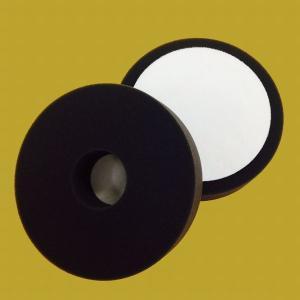 スポンジバフ(ウレタンバフ)ブラック B-150-3 サイズ径150×45×厚30mm 1枚入/袋|sspaint