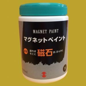 ターナー 水性 マグネットペイント 色:黒 500ml