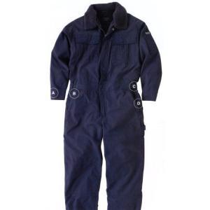 3220 綿防寒つなぎ 藤和(topshaleton)防寒ツナギ服・防寒続服 M〜5L 綿100%|sss-uniform