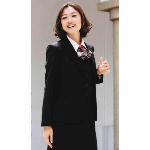 E2040 ジャケット 神馬本店(selectstage)事務服・制服メーカーカタログより40%OFF5号〜19号 ポリエステル100%|sss-uniform