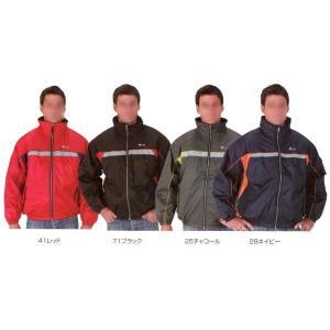 30715 安全防水防寒ジャケット ロゴス(LOGOS) 防寒着・防寒服社名刺繍不可 M〜3L 反射テープ付・軽量550g|sss-uniform