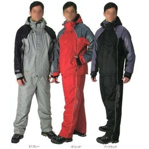 36107 透湿防水防寒スーツ ロゴス(LOGOS) 防寒着・防寒服社名刺繍不可 M〜XXL 防寒ジャケット+パンツの上下セット|sss-uniform