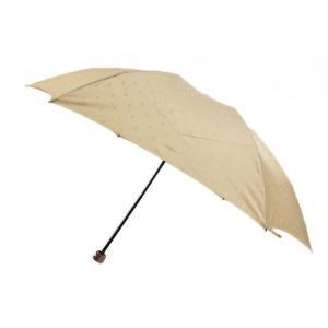 ラルフローレン 雨傘 折りたたみ傘 傘 レディース Ralph Lauren ロゴ デザイン ベージ...