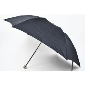 バーバリー メンズ 雨傘 黒 折りたたみ シャドーチェック...