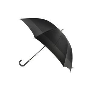 バーバリー 日本製 雨傘 長傘 傘 メンズ BURBERRY バイカラー 黒 男性 紳士 ブランド...
