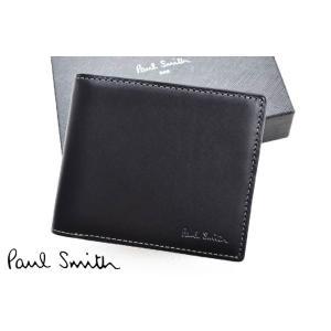 ポールスミス 二つ折り財布 財布 メンズ Paul Smit...