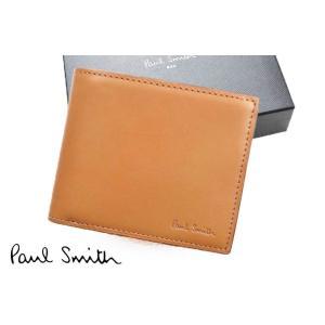 ポールスミス 二つ折り財布 メンズ Paul Smith オ...